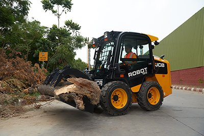 JCB Skid Steer Loaders Hubli